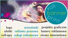 roll banner print